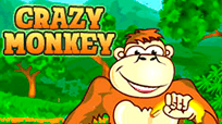 Игровые автоматы Игровой автомат Crazy Monkey (Обезьянка) онлайн