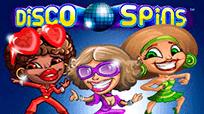 Игровые автоматы Онлайн игровой автомат Disco Spins