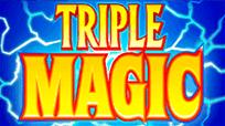 Игровые автоматы Игровой аппарат Triple Magic онлайн